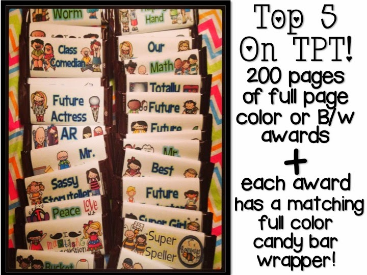 http://www.teacherspayteachers.com/Product/End-of-the-Year-Awards-Candy-Bar-Wrappers-Full-Page-Awards-709199