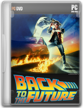 Capa Back to the Future: The Game   Episode 5   PC + Crack