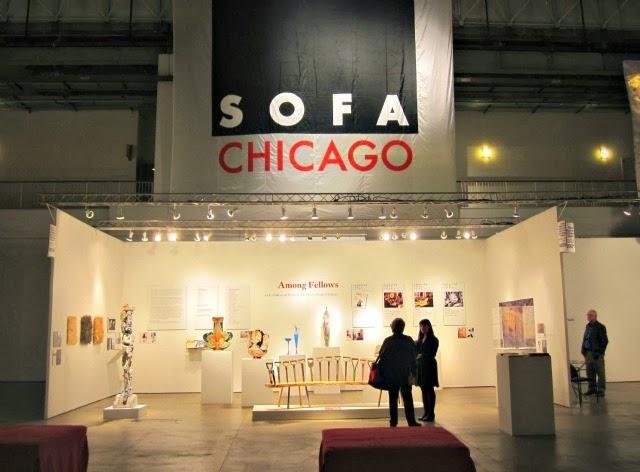 Washington Glass School: Off To SOFA Chicago!