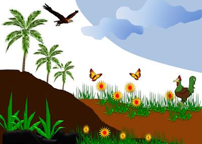 Pola Interaksi Makhluk Hidup dan Aliran Energi Dalam Ekosistem