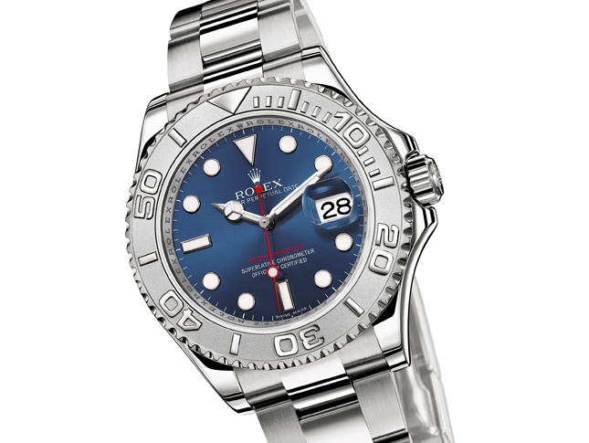 Reloj Rolex Oyster Perpetual Yacht Master Rolesium Moda