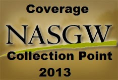 NASGW 2013 Coverage Collection Point
