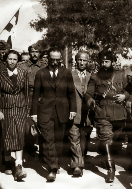Ο Γεώργιος Σημίτης, πατέρας του πρώην πρωθυπουργού Κωνσταντίνου Σημίτη.