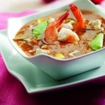 Resep Sup Kepiting Asam Pedas