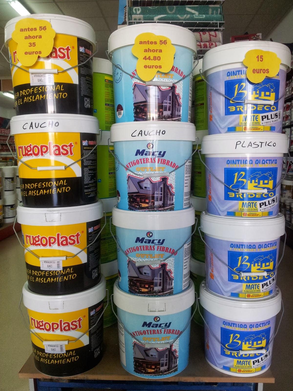 Super color quito los mejores precios en caucho pinturas - Mejor pintura plastica ...