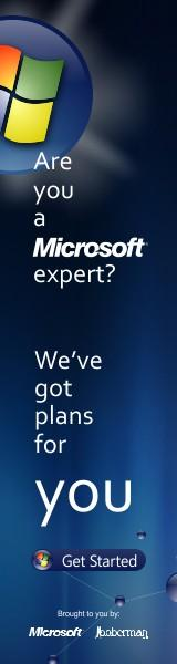Are you Microsoft Certified? Cos I am!!!