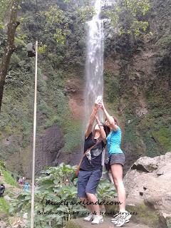 bandung water fall