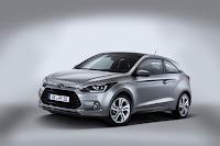 Nuova Hyundai i20 Coupe
