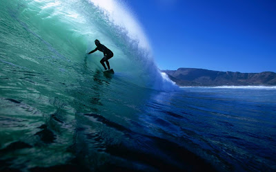 surfing widescreen wallpapers