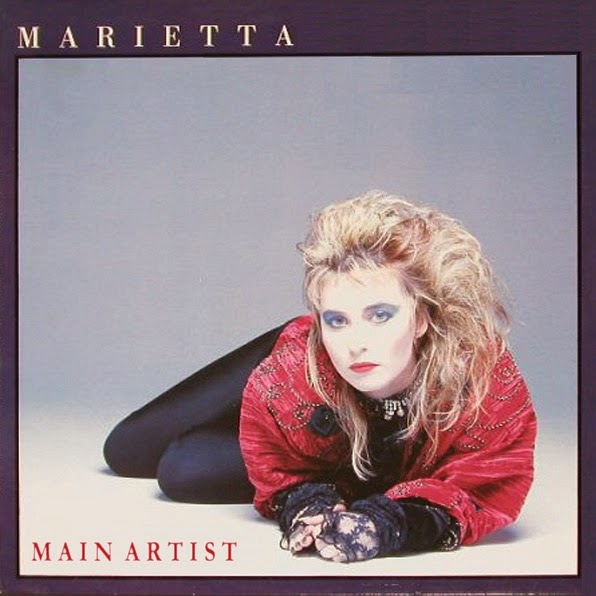 MARIETTA - Main Artist (Camelblue's compilation) front