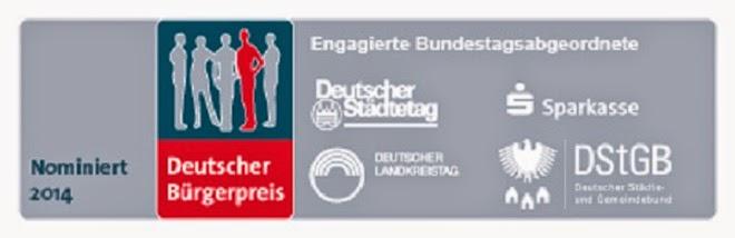 Deutscher Bürgerpreis 2014