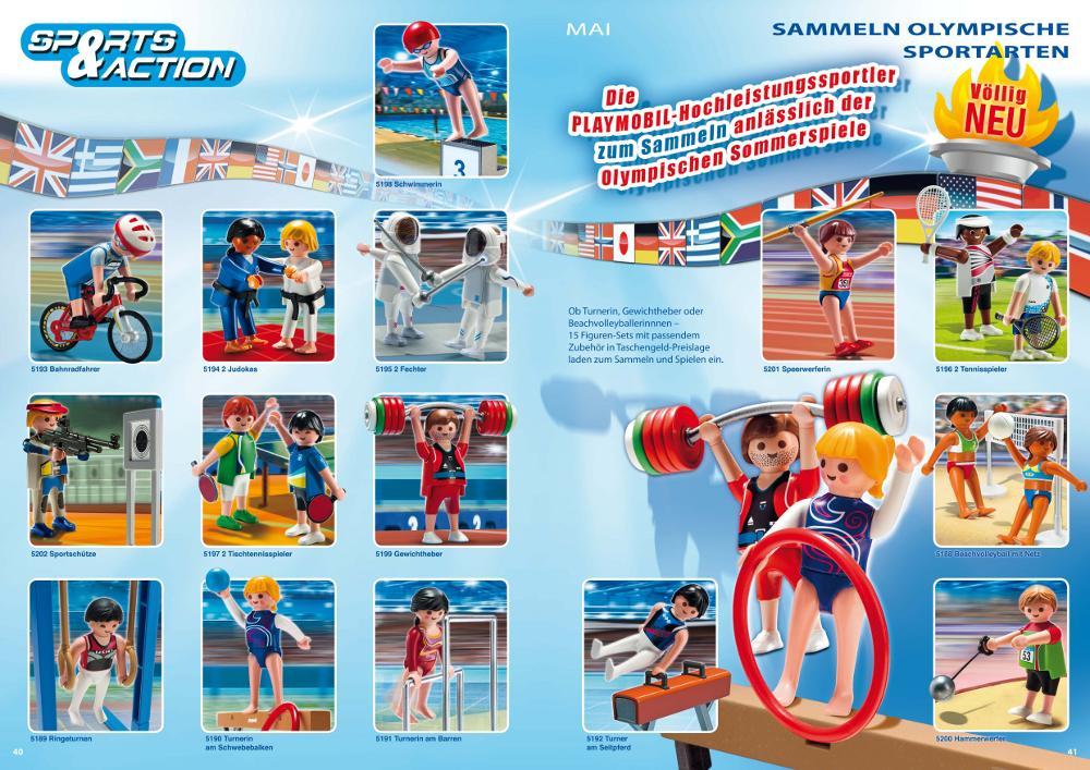 [Playmobil] : Les Athlètes (J.O. Londres 2012) Playmobil+2012+JO