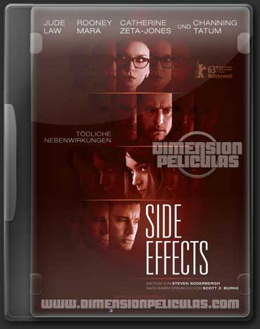 Side Effects (DVDRip Inglés Subtitulada) (2013)