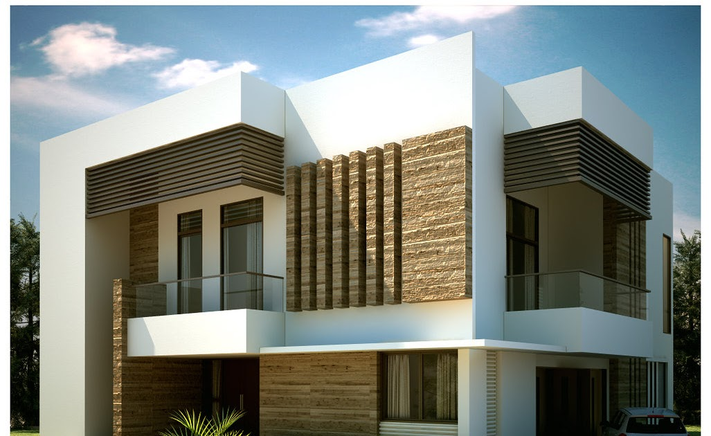 Exterior architecture design art and home designs for Modern house design materials