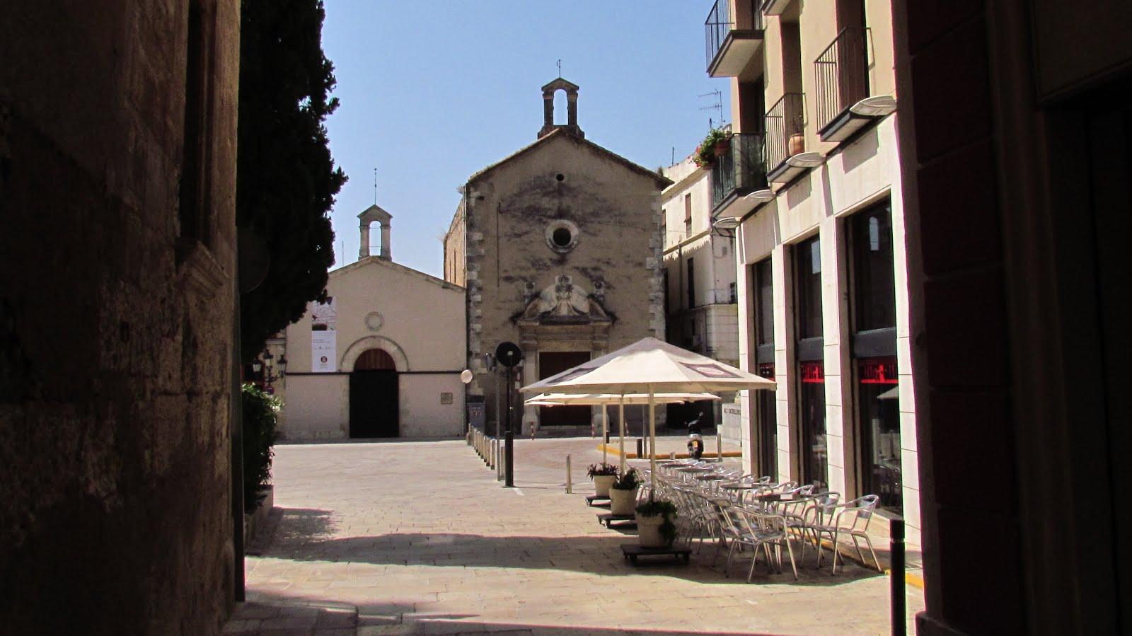 Tot son punts de vista les esgl sies de la pla a jaume i for Morato vilafranca