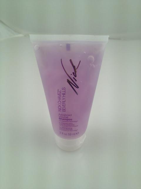 Nick Chavez Beverly Hills Advanced Volume Shampoo Birchbox
