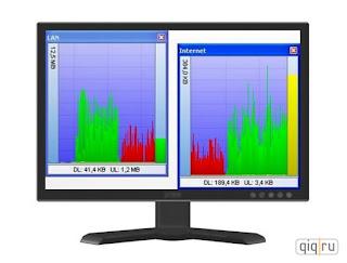 تحميل برنامج قياس سرعة النت BWMeter مجانا