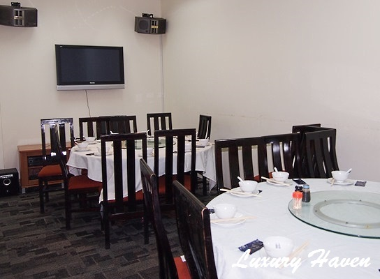 orchid live seafood restaurant karaoke room