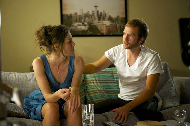 Megan (Keira Knightley) et Anthony(Mark Webber) dans Girls Only, de Lynn Shelton