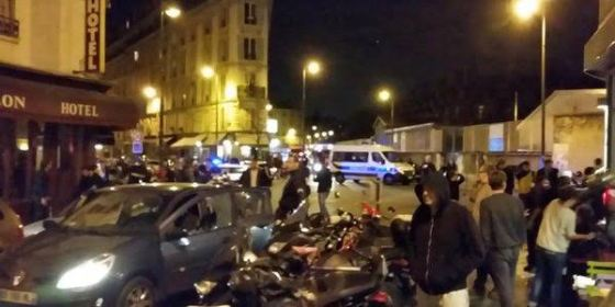 Paris shooting attack