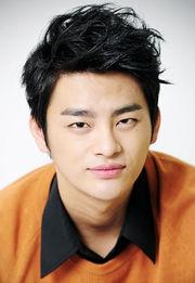 Biodata Seo In Gook Pemeran Kang Woo