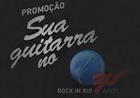 Promoção Sky Rock in Rio como participar