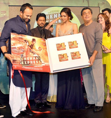 Chennai Express Music Launch