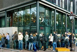 Anne Frank's House cafe