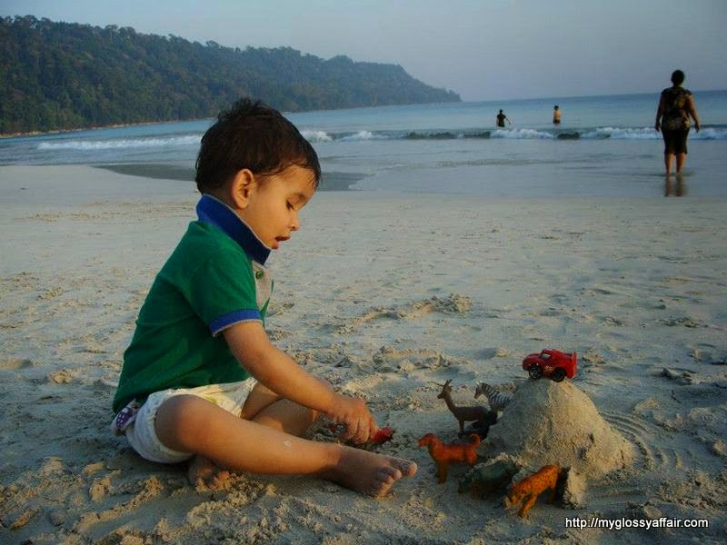 Andamans - A Mesmerizing Memorable Trip