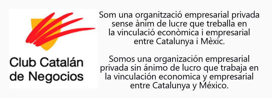 Club Català de Negocis de Mèxic