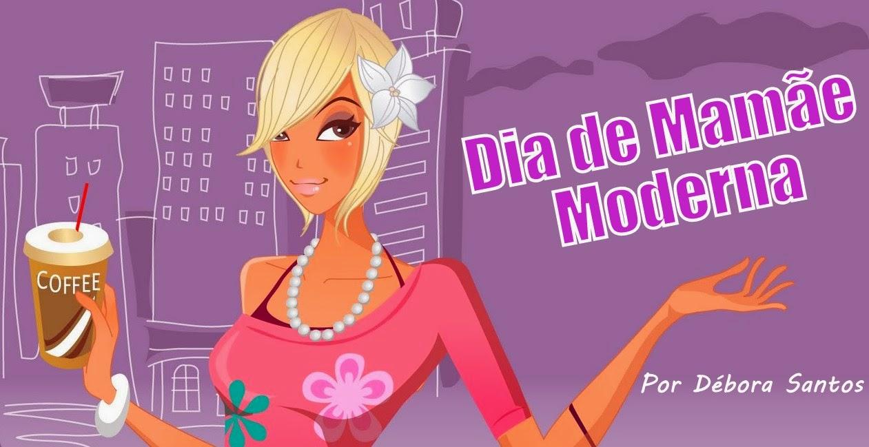 Dia de Mamãe Moderna
