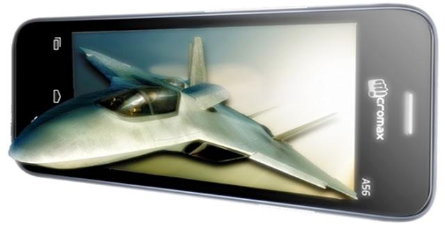 Micromax Superfone Ninja A56