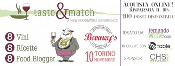 Una delle cuoche alla seconda edizione del Taste and Match torinese al Circolo dei Lettori