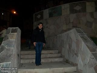 Plaza de la Resistencia del Inca, en Lucma, Vilcabamba