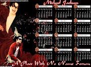 Calendario 2013 Michael Jackson. Il calendario fatto da me per Michael . (calendar)