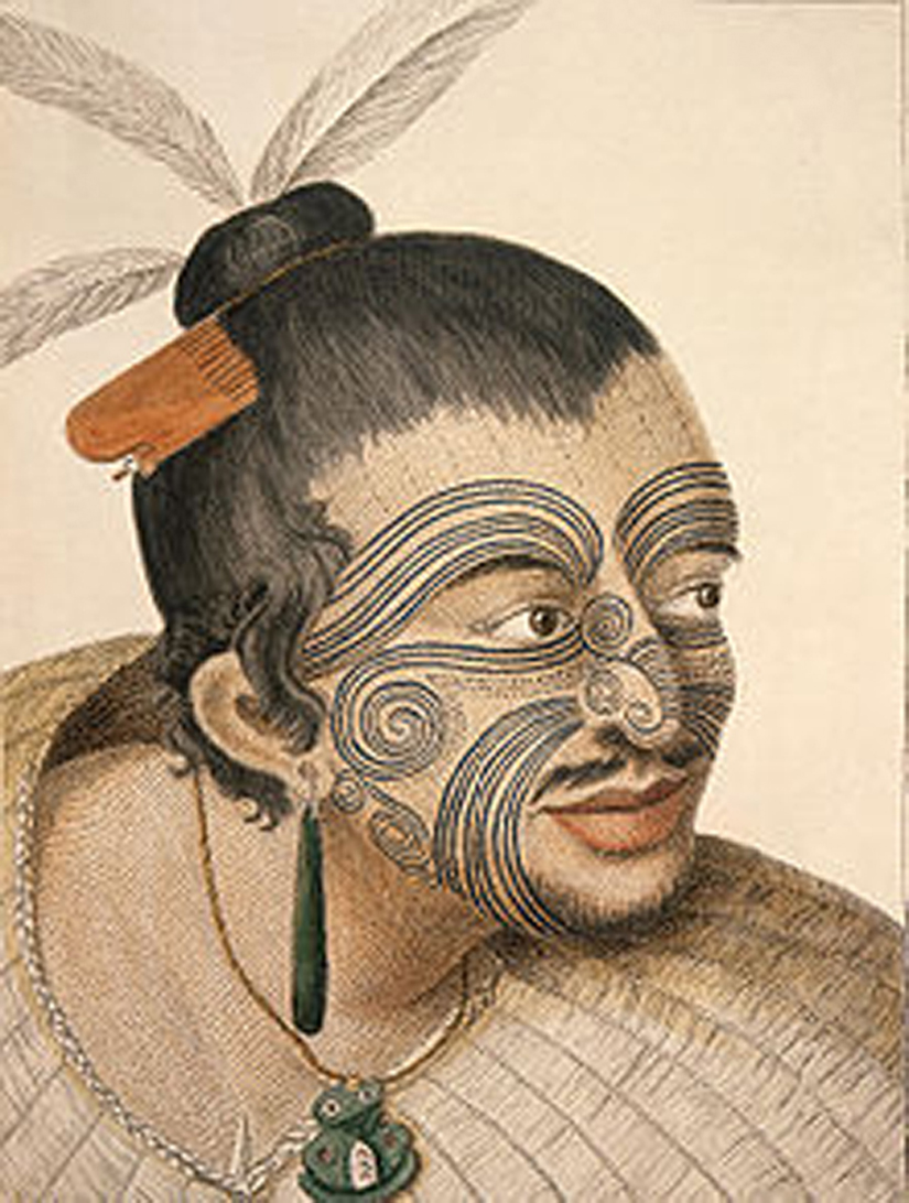 old tribes like the celtic haida and the tribe of borneo practiced ...