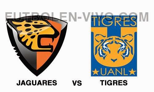 Chiapas FC vs Tigres