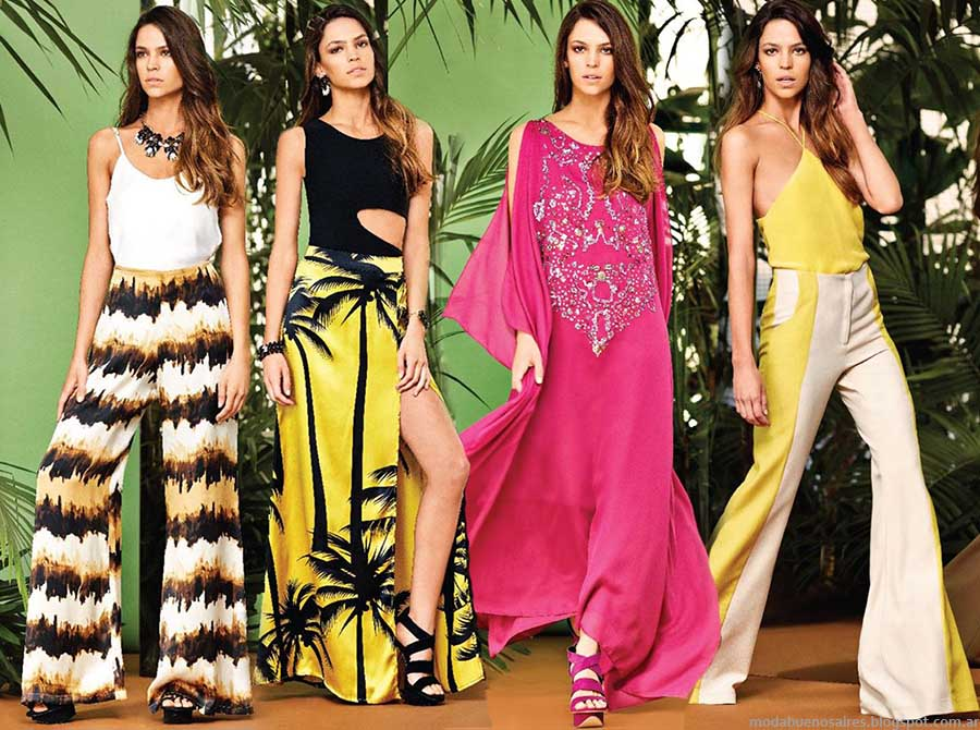 Moda 2015: Looks Naima