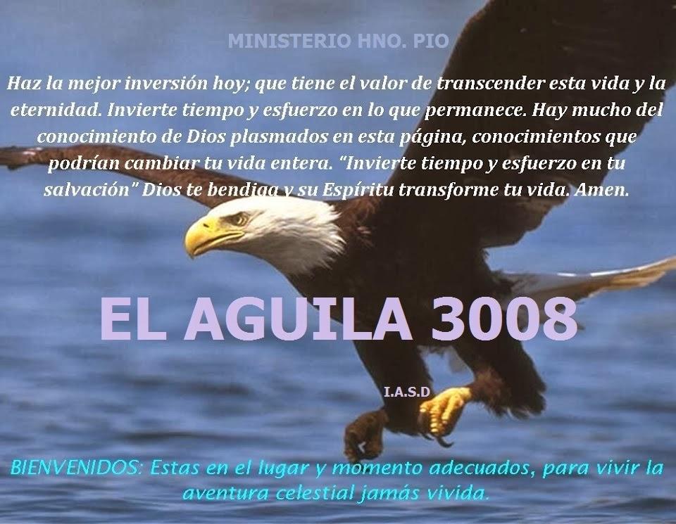 El Aguila3008 {MINISTERIO HNO. PIO}