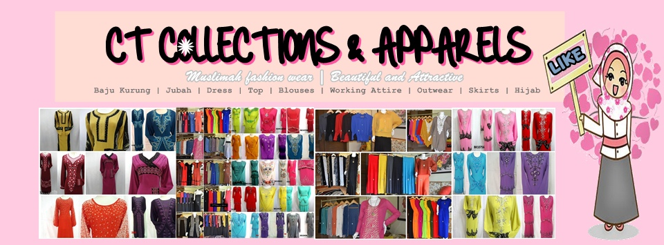 CT Collections & Apparels : Malaysia Online Shopping