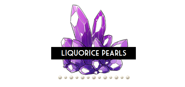 Liquorice Pearls