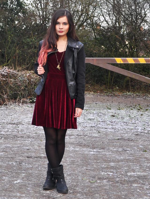 - FrancesCassandra UK fashion beauty and lifestyle blog. Outfit Red Velvet.