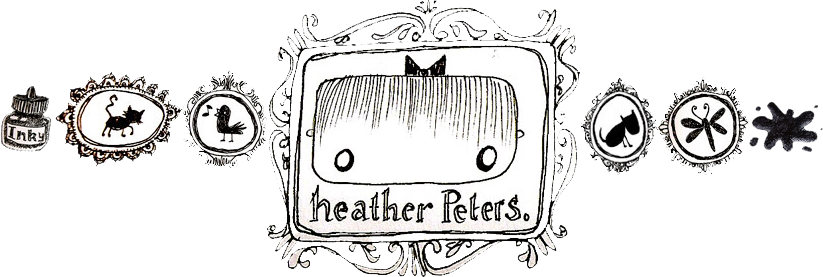 Heather Peters Illustration