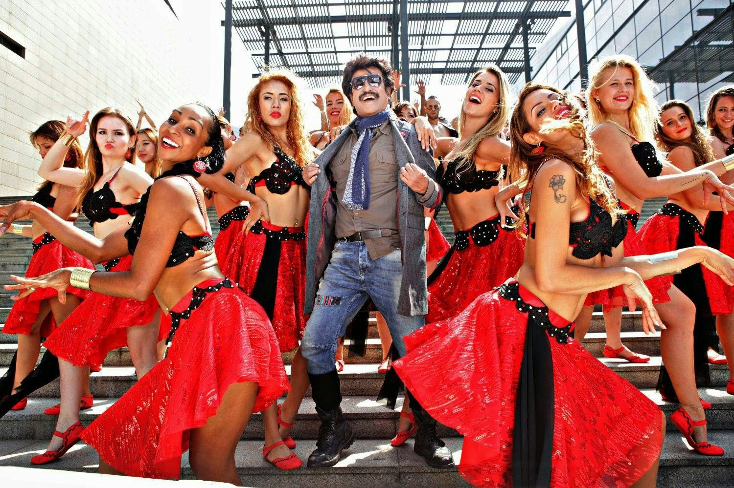 Superstar's Lingaa Stills