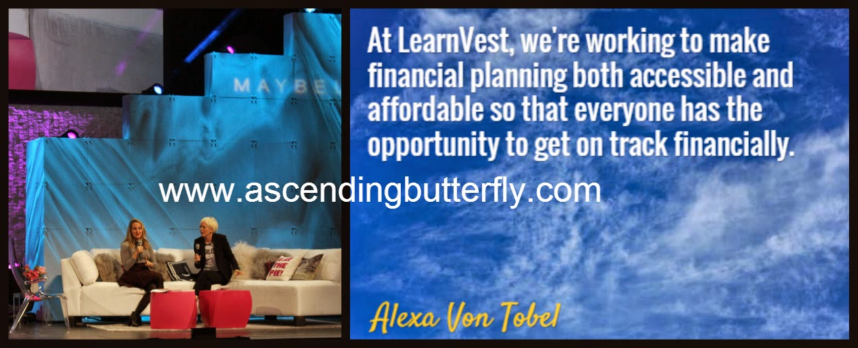 Alexa Von Tobel Quote and Photo Cosmo Fun Fearless Life Weekend