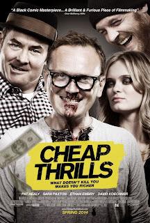 Watch Cheap Thrills (2013) movie free online