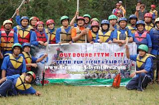 Outbound FTTM ITB