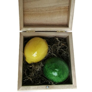 Lemon and Lime Soaps by ScENT