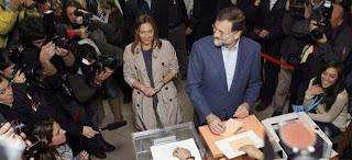 El PP gana elecciones en España con mayoría absoluta, según sondeo