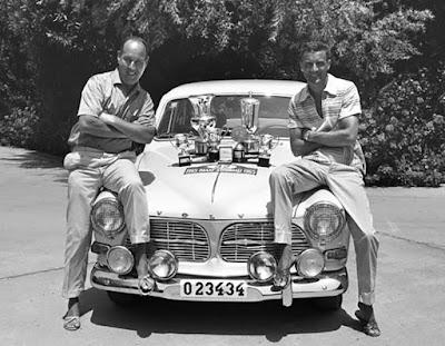Πενήντα χρόνια από το θρίαμβο της Volvo στο Ράλλυ Ακρόπολις
